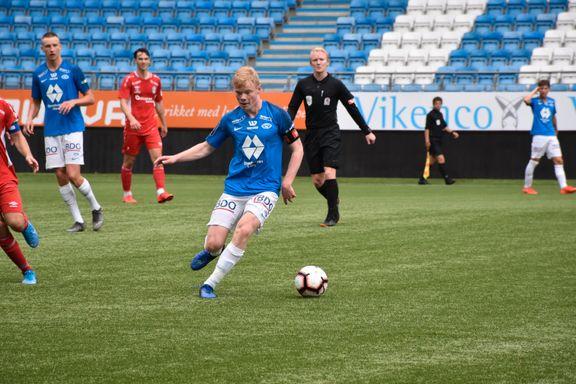 Nyland Ørsahl med Messi-kopi da Molde 2 tapte knepent