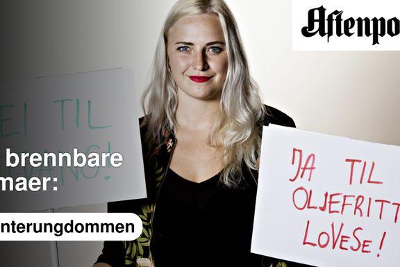 – Det er ikke noen «norsk verdi» at du skal være tildekket eller avkledd