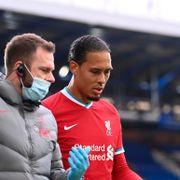 Frykter for Liverpools tittelsjanser etter van Dijk-skaden