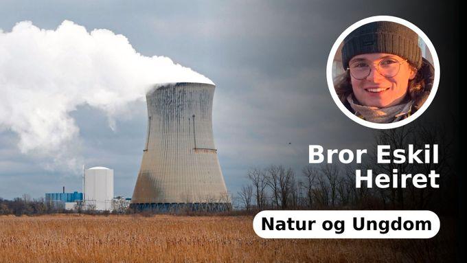 Å bruke atomkraft til å redde klimakrisen er politisk skivebom