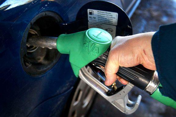Lavere oljepris feier vekk økt bensinavgift