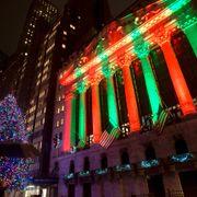 Verste uke for Dow Jones-indeksen på ti år