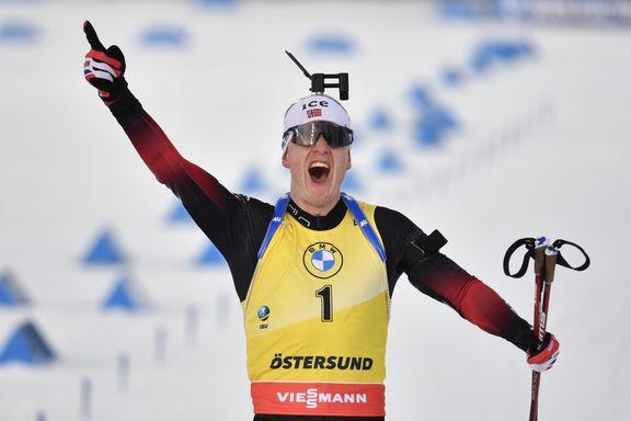 Bø vant verdenscupen etter thriller: – På bristepunktet