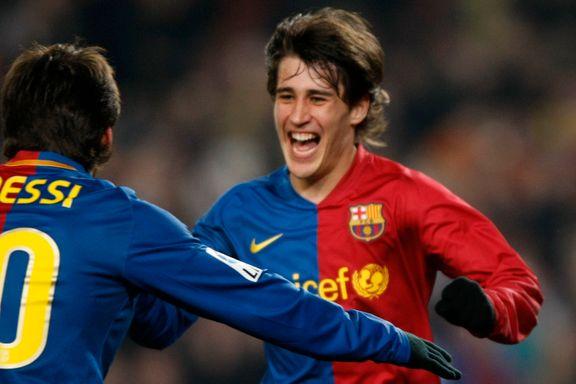 «Den nye Messi» tok et valg som overrasket alle. Et av fotballens største tabuer lå bak.