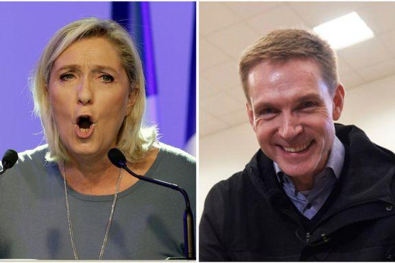 Dansk Folkeparti og Front National tatt for rot med EU-penger