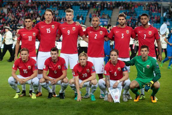 49 spillere har vært i Norges kamptropp - kun én mann har spilt samtlige minutter i VM-kvalifiseringen