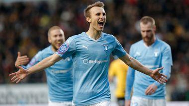 Eikrem kåret til årets midtbanespiller i Sverige, men er ikke enig i avgjørelsen