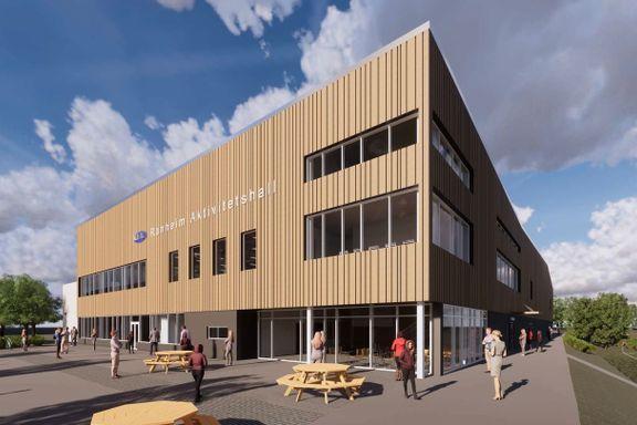 Nå realiseres storhallen på Ranheim: Blir det første av sitt slag i Norge