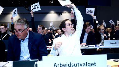 Høyre sier ja til dobbelt statsborgerskap