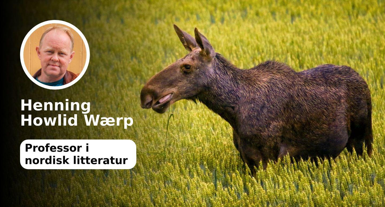 Vi må dele naturen med dyrene | Henning Howlid Wærp