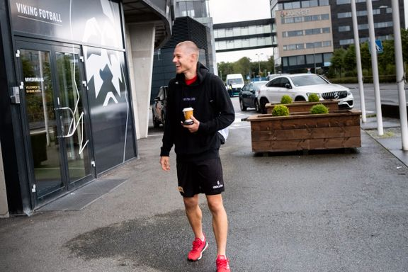 Den tidligere Viking-spilleren nyter livet i Berlin og Bundesliga: – Har ikke våget å tro på det