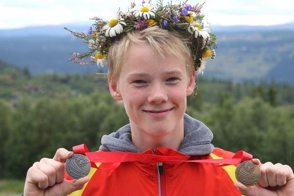Hans (15) fra Tromsø ble historisk- første BUL-løper som vinner Hovedløpet