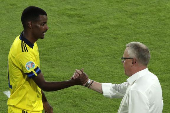 Sverige-treneren får kritikk: – Ga bort sjansen til å vinne