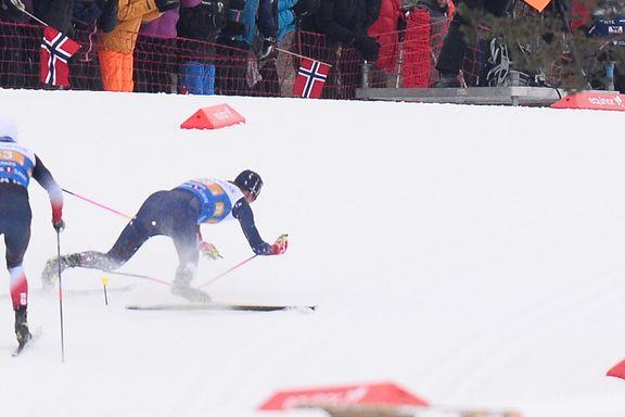 Suverent NM-gull til Lyn – Klæbo falt i medaljekampen