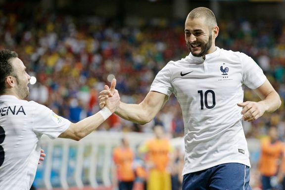 Fransk avis: Benzema vrakes til EM på hjemmebane