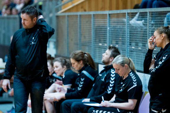 Trener og spillere under lupen etter Solas fadese