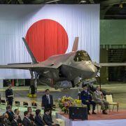 Japansk F-35-jagerfly er forsvunnet