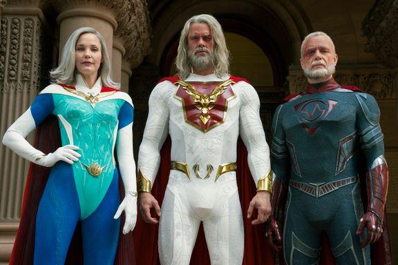 Kan superheltene i «Jupiter's Legacy» konkurrere med «Avengers»?