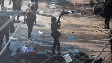 Enstemmig Sikkerhetsråd fordømmer voldsbruken - men drapene på sivile fortsetter