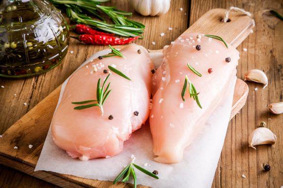 Dette må du ikke gjøre når du tilbereder rå kylling