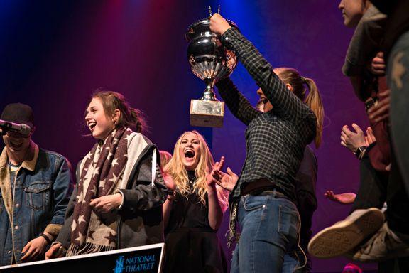 Nadderudrevyen ble kåret til årets beste i 2017