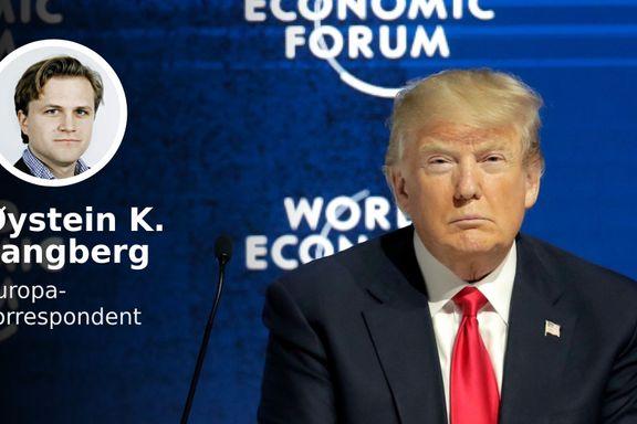I fjor ble han omtalt som Voldemort. Nå har eliten begynt å like Donald Trump.