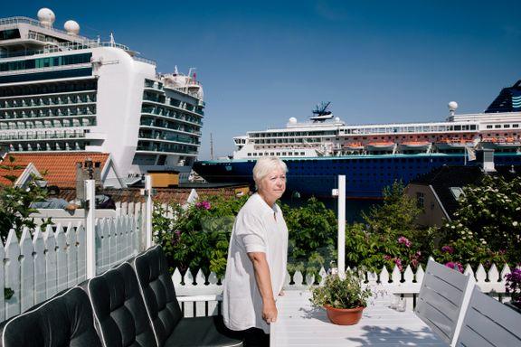 Nå går alarmen for overturisme også i Norge: - Det er som om vi kveles sakte
