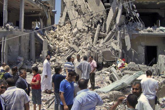 Tidligere e-sjef om bombingen av Libya: – Merkelig at Norge var med på galskapen