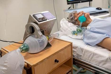 Norge bestiller 1000 nød-respiratorer