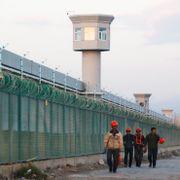 Kina hevder å ha fengslet 13.000 terrorister i Xinjiang