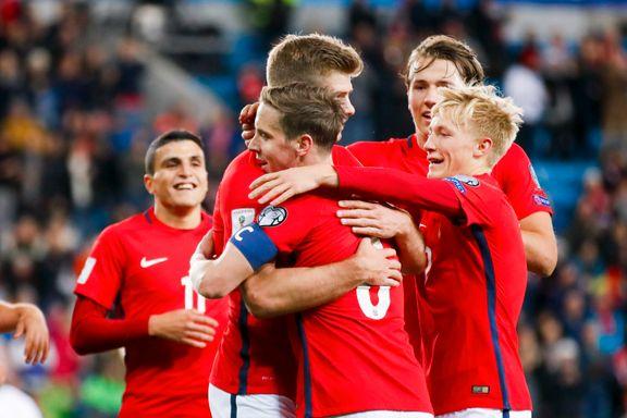 Lagerbäcks Norge har avtalt to nye treningskamper