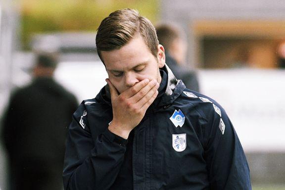 Nyland mener han burde fått fortsette: – Jeg er ekstremt skuffet