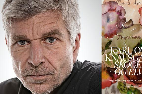 Knausgård utforsker kunstneren Anselm Kiefer. Og seg selv.