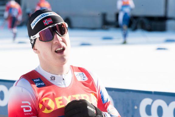 Valnes brøt Tour de Ski