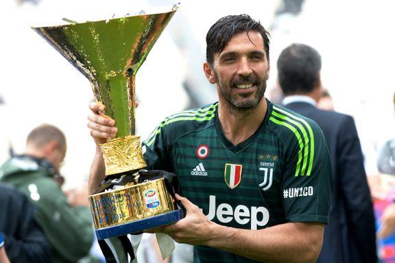 Buffon vender tilbake til Juventus