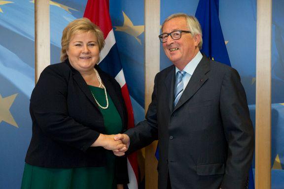 EU gir Norge løfte om unntak fra beskyttelsestoll