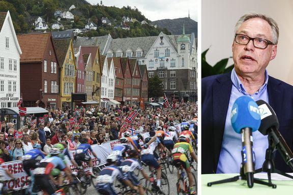 Sykkelforbundet vil strippe VM-sjefen for verv