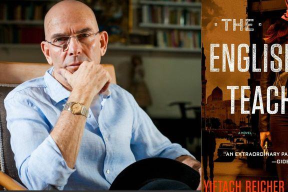 Yiftach Reiter Atir vet hvordan han skal skrive en spionthriller. Han har egen erfaring.