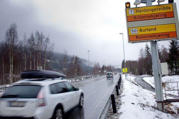 Aftenposten mener: For mange hovedveier mellom øst og vest