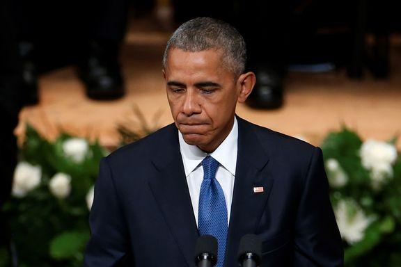Obama oppfordrer til samling etter Dallas-drapene