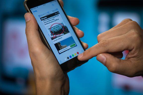 Teknologimagasinet: Snart kan du dele skjermbilder på en mye smartere måte