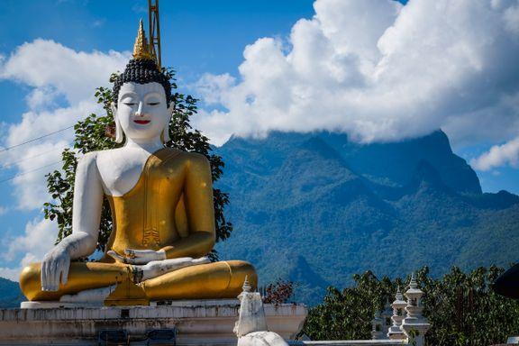 I denne delen av Thailand står du ikke i turistkø