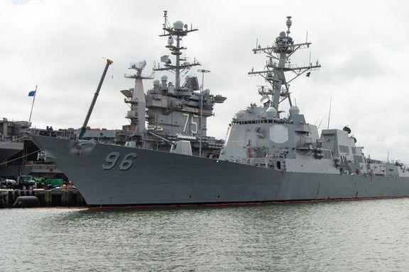 For første gang disponerer USA nå et norsk krigsskip: – Militær avskrekking i sin reneste form