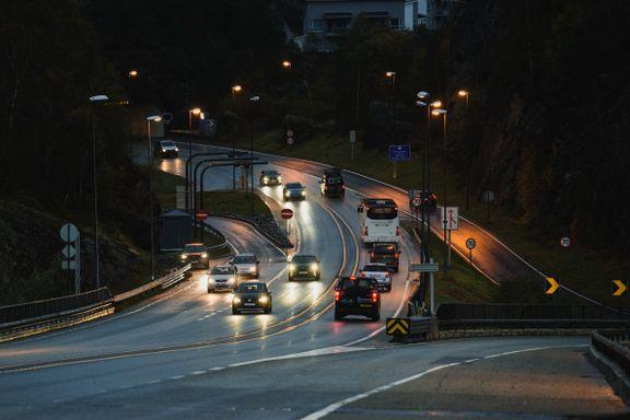 Stedet i verden med høyest andel elbiler, ligger i Norge