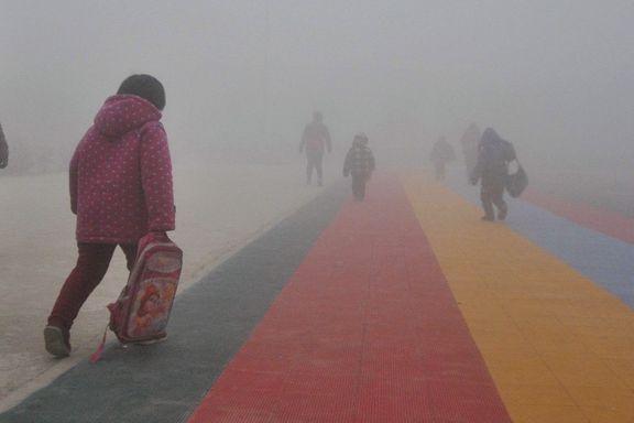 Forventet levealder hos barn redusert med 20 måneder på grunn av forurensning, viser ny rapport: – Dette kom som et sjokk på oss
