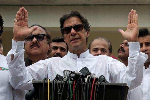 Mot veiskille i Pakistans historie