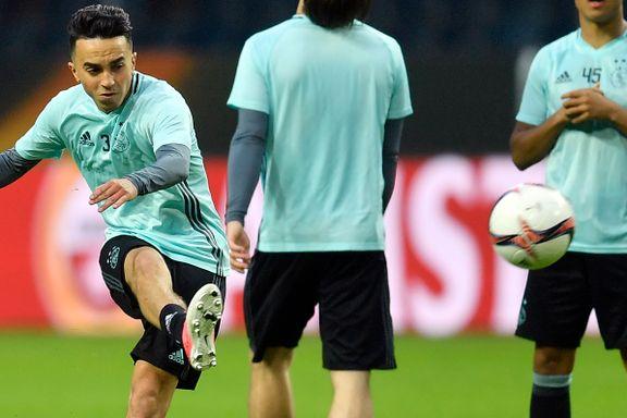 Ett år etter hjerneskaden kan Ajax-talentet kommunisere igjen