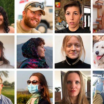 Da «alle» reiste hjem til Norge, valgte noen nordmenn å bli i utlandet. Slik har de det nå.