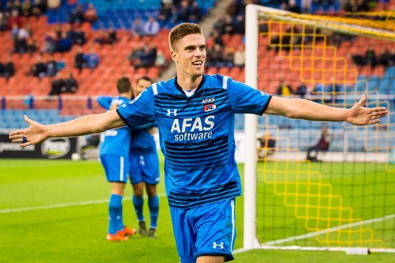 AZ-direktør: - Ingen Napoli-bud på Henriksen
