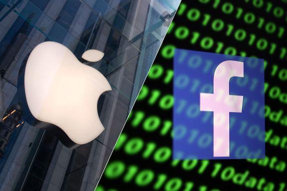 Apple blokkerte Facebook-oppdatering som viste hvor mye Apple tar av et kjøp
